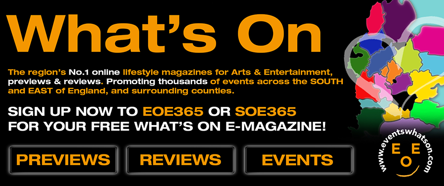 East of England Online - What's On Guide